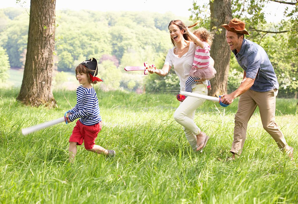 Unbelievable Benefits of Playing Outdoor Sports With Your Loved Ones